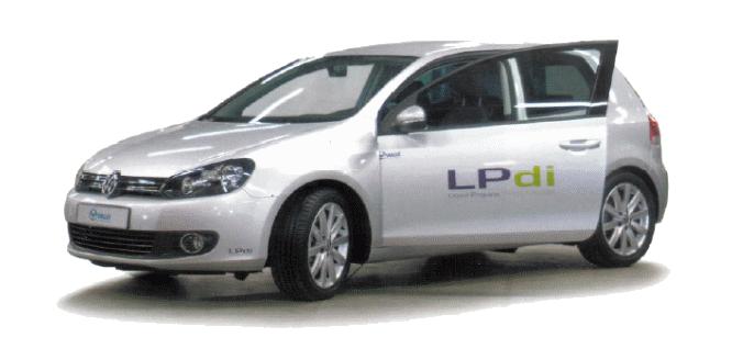 Vialle lpdi Fahrzeug