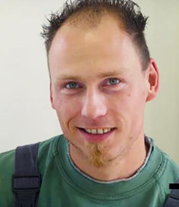 Sebastian Liebscher Porträit